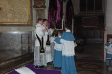 Dévoilement & Adoration de la Croix