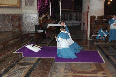 Adoration de la Croix
